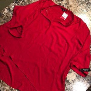 Red 3xl Zac and Rachel shirt